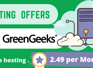 GreenGeeks Hosting offers
