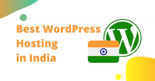 Best WordPress Hosting in India